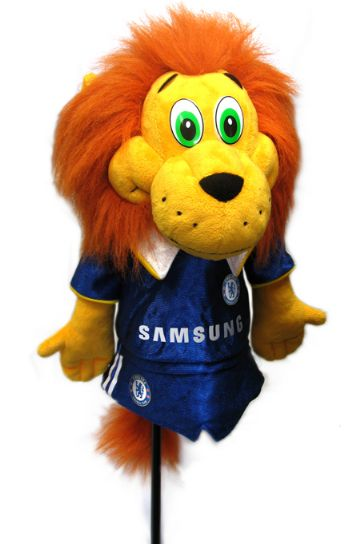 Chelsea FC Mascot Headcover